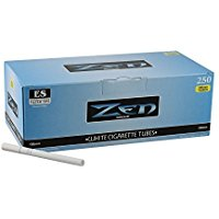 Zen Light Cigarette Tubes